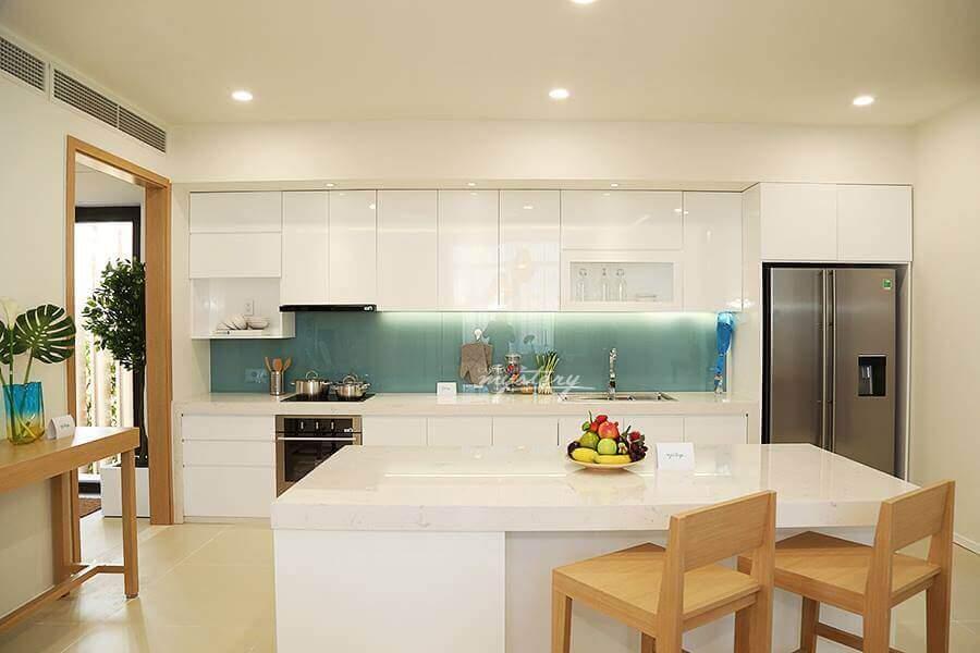Nhà bếp Cam Ranh Mystery Villas