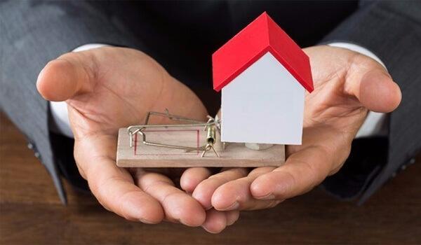 đặt cọc mua nhà đất
