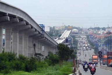 tuyến metro Bến Thành Suối Tiên