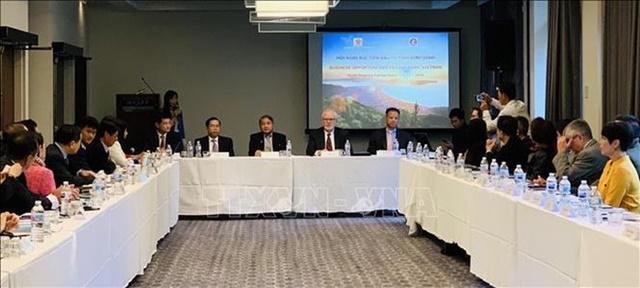 Hải Giang Bay Tỉnh Bình Định thúc đẩy xúc tiến thương mại và đầu tư tại Mỹ