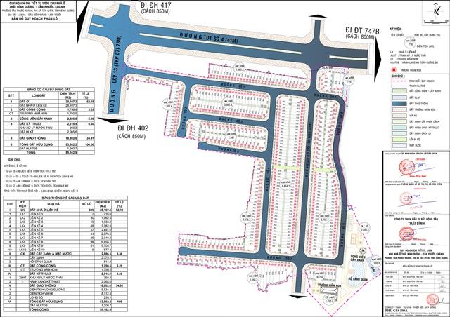 Khu dân cư Tân Phước Khánh Village