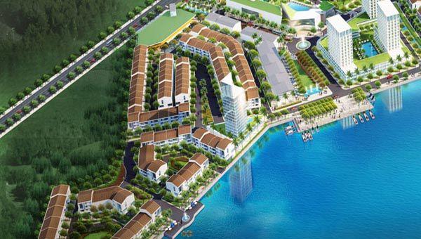Marine City - Khu đô thị sở hữu địa thế vàng tại Bà Rịa