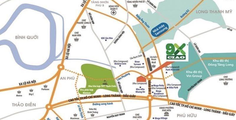 dự án đất nền quận 9 sắp mở bán