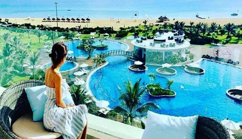 FLC Quy Nhơn là một nơi nghỉ dưỡng tuyệt vời khi du lịch Quy Nhơn