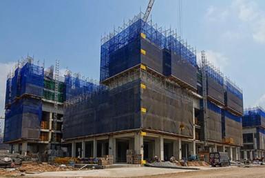Hình ảnh tổng thể dự án Sài Gòn Riverside