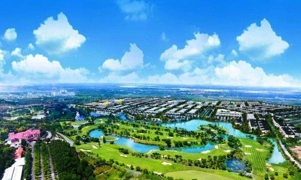 Phối cảnh dự án Biên Hòa New City Hưng Thịnh