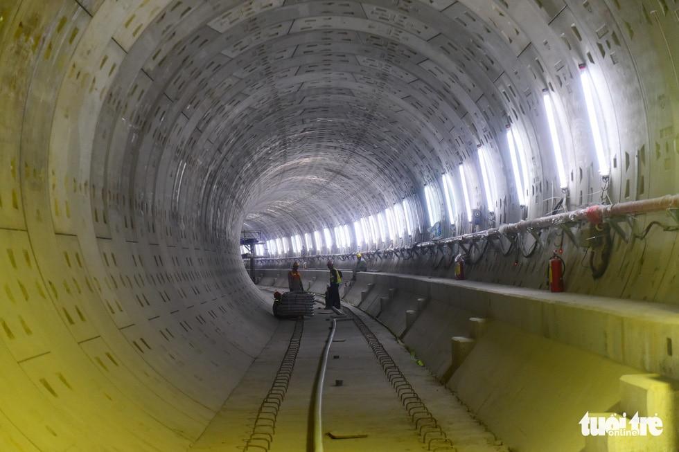 metro bến thành suối tiên