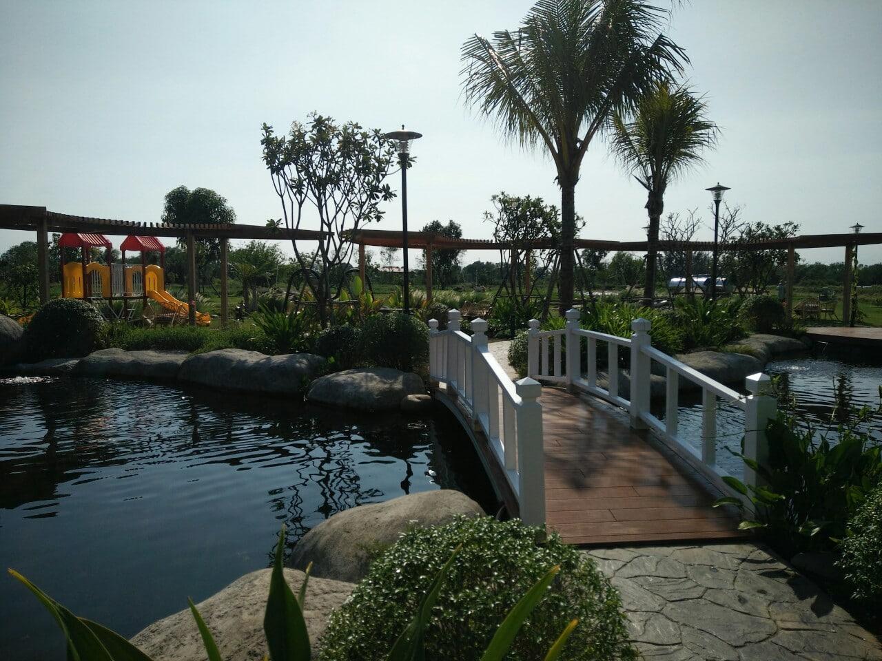 Biệt thự Saigon Garden