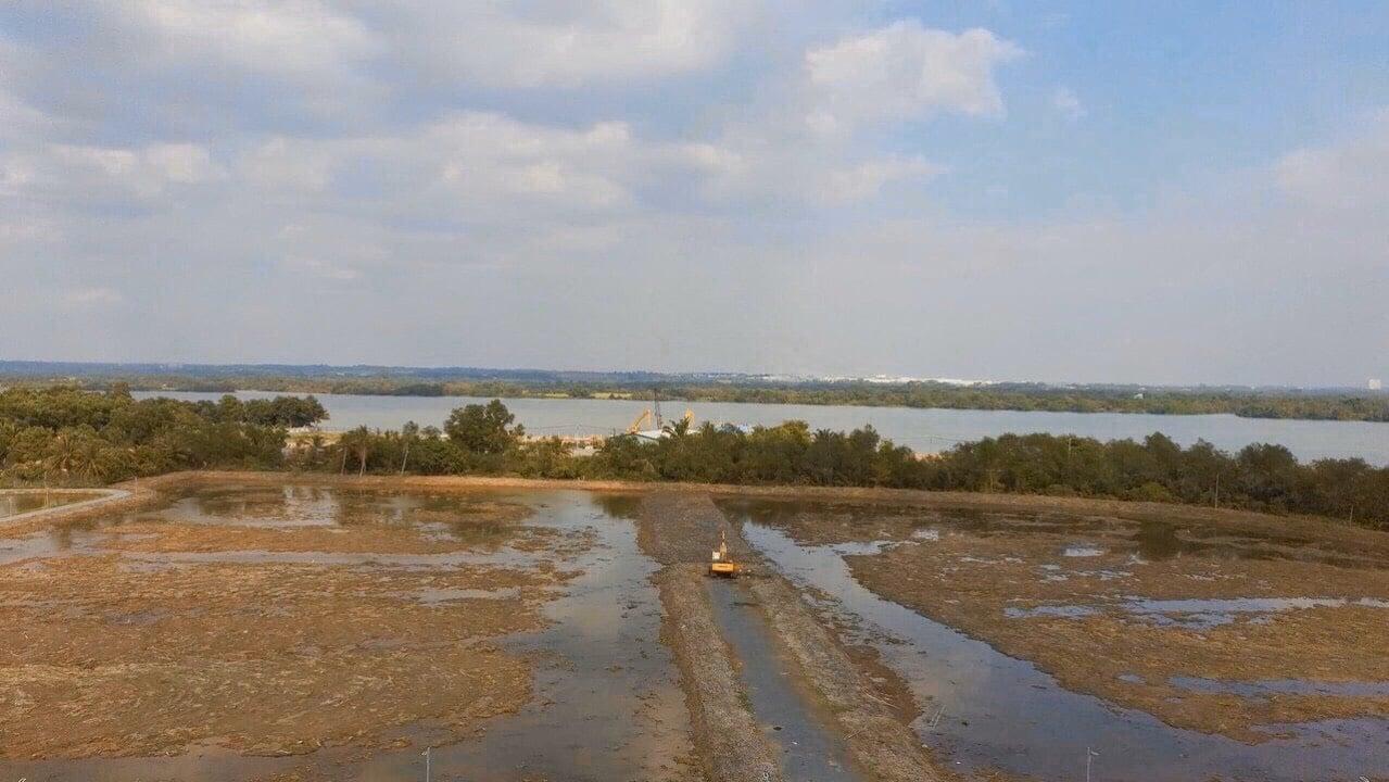 mua bán đất biển hồ tràm - đất công nghiệp