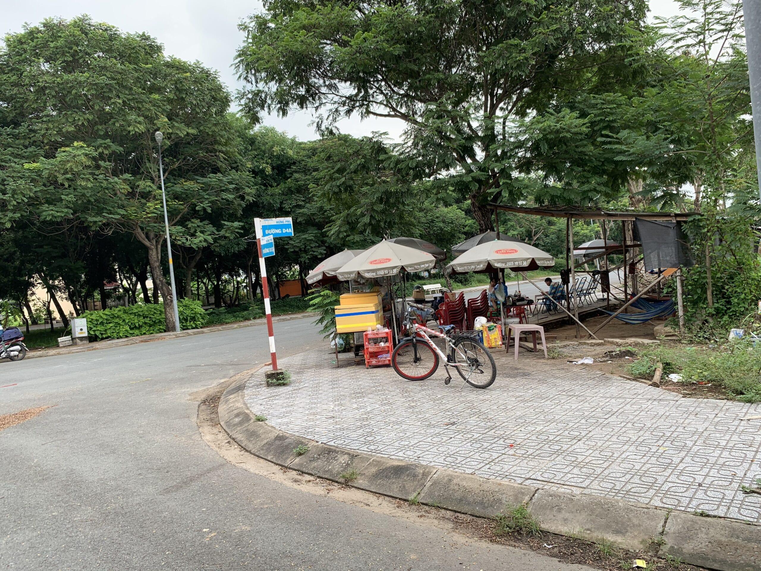 Khu nhà ở Đông Tăng Long