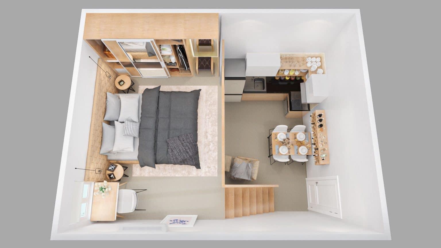 căn hộ mini bình chánh (5)