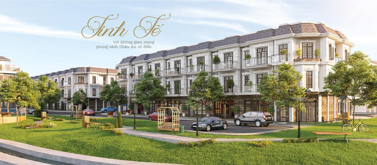 Shophouse - Biệt thự - Dự án - Khu đô thị - nhà phố Simcity Thủ Đức