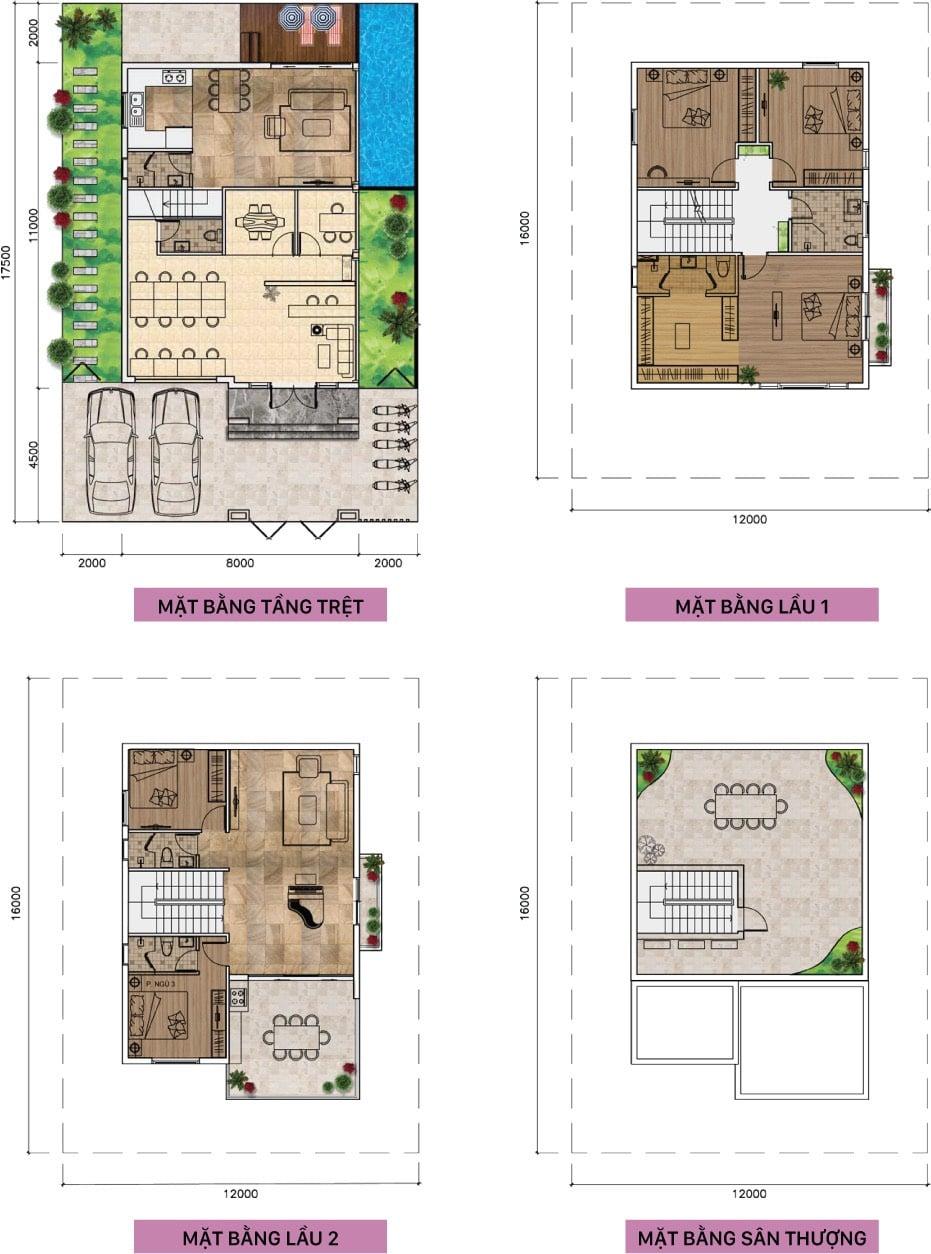 Dự án - nhà phố - biệt thự - cho thuê - ký gửi - Simcity quận 9