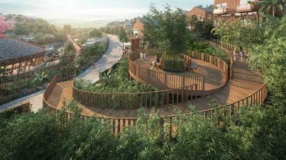 Dự án - biệt thự đồi - Novaland Bảo Lộc Lâm Đồng ,Làng sinh thái hồ đạ ròn Bảo Lộc , dự án Novaland Đạ Ròn Bảo Lộc bất động sản Đà Lạt