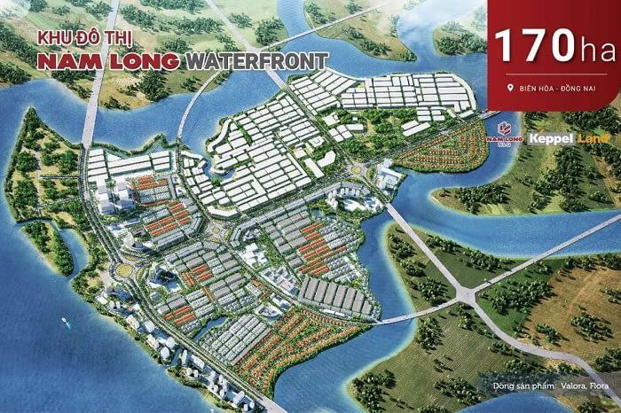 dự án Izumi City nam long