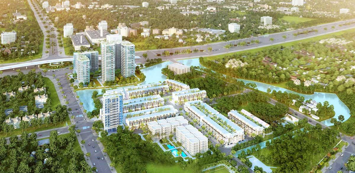 Dự án - Căn hộ - Nhà phố - biệt thự - đất nền - khu đô thị Centana City Thủ Đức hay không? Chủ đầu tư Centana City Thủ Đức là ai?