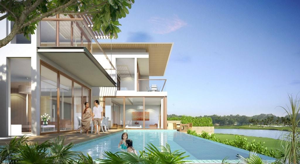 Căn hộ chung cư - Nhà phố – biệt thự – Shophouse - khu đô thị - dự án - Sài Gòn Bình An dòng sản phẩm triệu đô cho người có tầm nhìn