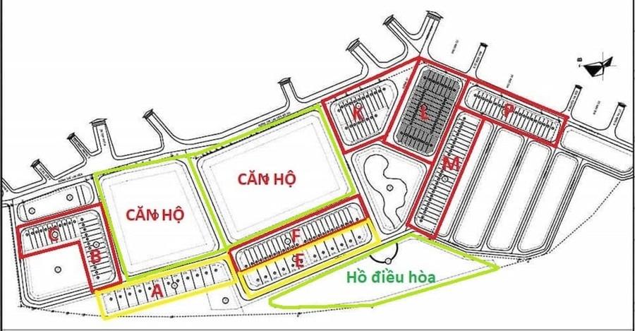 Dự án - chung cư - căn hộ - đất nền - nhà phố - shophouse - bảng giá - vị trí - thanh toán - Richmond Quy Nhơnmặt tiền đường Chế Lan Viên