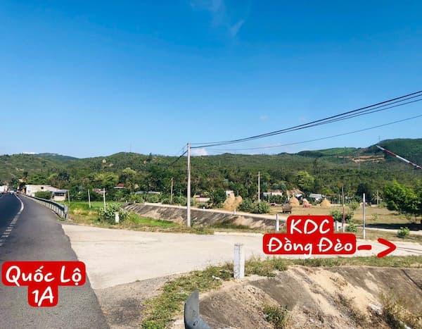 Khu tái định cư - dự án - đất nền - khu dân cư - kdc - Đồng Đèo tọa lạc ven biển Vũng Lắm Đất nền Phú Yên đang là dự án thu hút nhà đầu tư