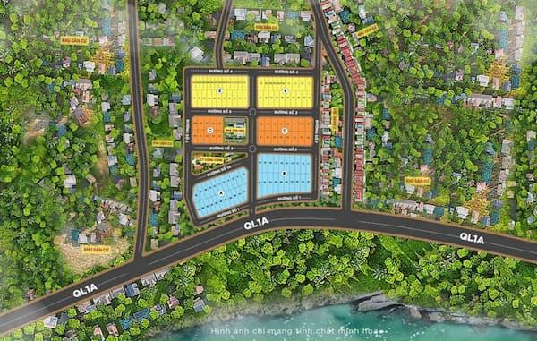 đất nền - đất thổ cư - ký gửi - dự án - đầu tư đất nền - khu dân cư - đồng đèo QL1A, Khu phố Cần Lương, An Dân, Tuy An, Phú Yên hay không ?