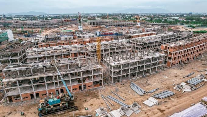 Propertyxvn chuyên nhận mua bán ký gửi dự án La Vida Residencese Vũng Tàu Hình ảnh tiến độ dự án Vũng Tàu hưng thịnh mớ nhất 2021