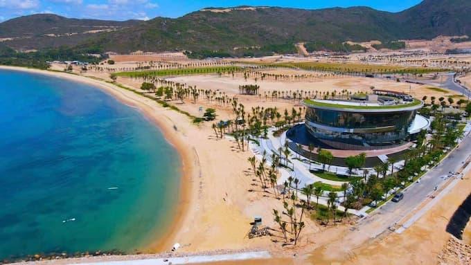 Biệt thự biển luôn là lựa chọn hàng đầu cho chủ đầu tư. Dự án - đất nền - biệt thự - nhà phố - shophouse - condotel - Hải Giang Bay Quy Nhơn