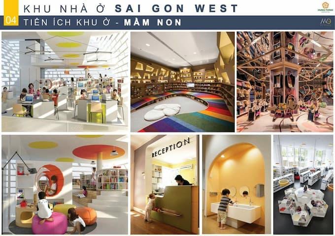 Dự án - Giá bán - Nhà phố - Shophouse - Chủ đầu tư Sai Gon West chủ đầu tư hưng thịnh đường tên lửa quận bình tân có 1/500 chưa?