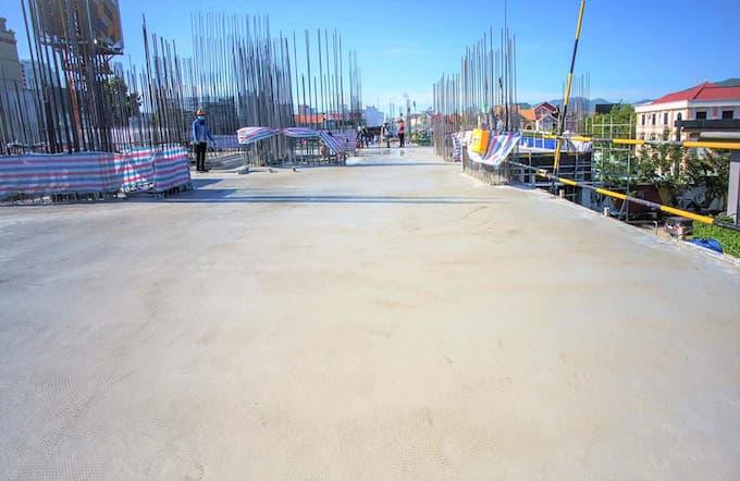 dự án grand center quy nhơn, tiến độ dự án grand center quy nhơn, dự án grand central quy nhơn