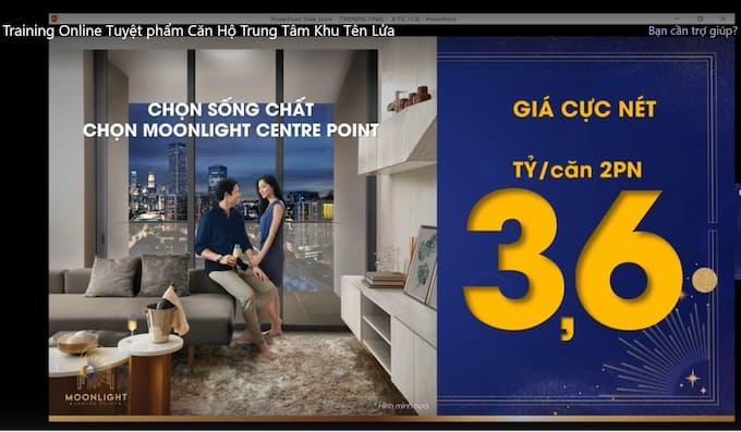 Hưng Thịnh mở bán Dự án căn hộ - shophouse - Moonlight Centre Point bình tân 09 đường Tên Lửa, phường Bình Trị Đông, quận Bình Tân, TpHCM