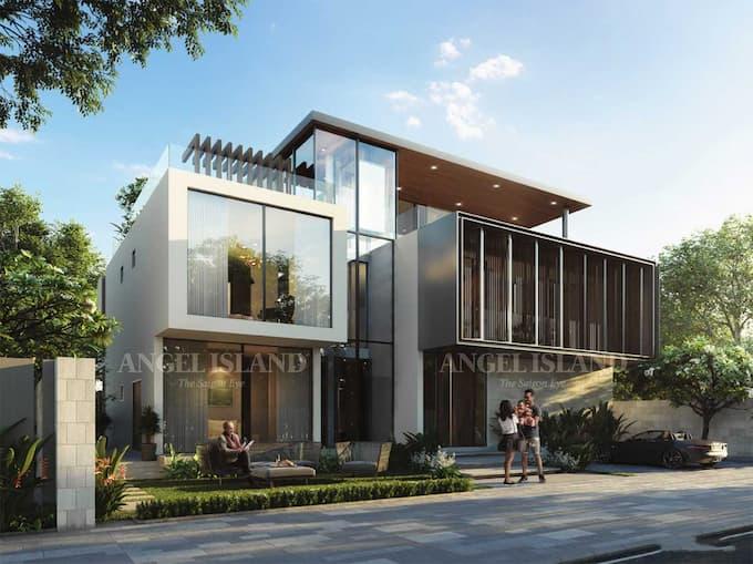 Dự án - Nhà phố - biệt thự - shophouse - đất nền - căn hộ - Angel Island, vị trí Cù Lao Ông Cồn, Xã Đại Phước, Huyện Nhơn Trạch, Đồng Nai