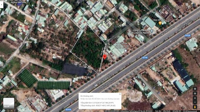 Nhận ký gửi - mua bán nhà đất Vũng Tàu,bán lô đất đầu tư xây dựng cao ốc hoặc làm kinh doanh, phân lô bán 6500m2 bao gồm 12 sổ mặt tiền 2/9