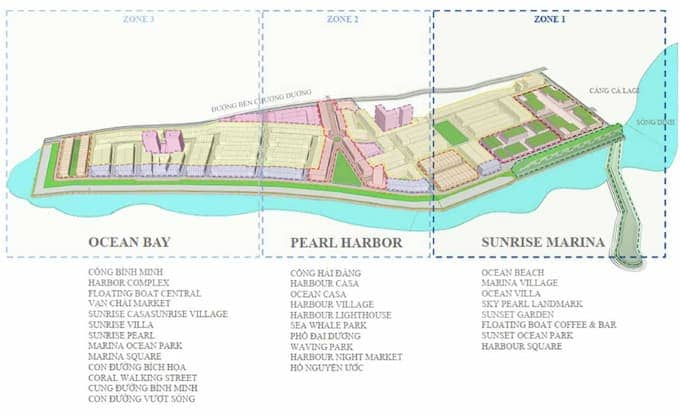 Vị trí vàng ngay trung tâm thị xã Lagi , mờ bán giai đoạn 1 nhà phố – biệt thự – căn hộ - đất nền - khu đô thị Lagi New City.