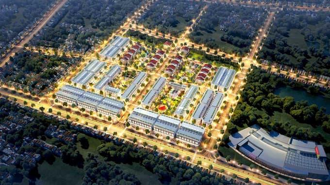 Nhận mua bán - ký gửi - Đất nền - nhà phố - biệt thự - shophouse - TNR Amaluna Trà Vinh Chủ đầu tư: Công ty cổ phần TNR HOLDINGSVIỆT NAM
